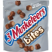 3 Musketeers® Unwrapped Bites, 6 oz. Bag, 8/CT