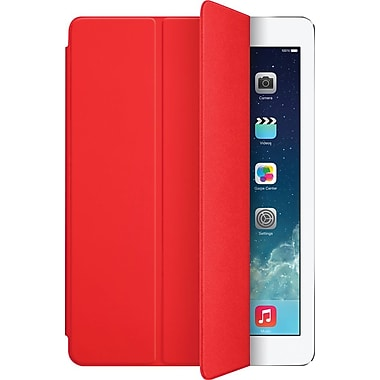 Apple iPad Air Smart Cover, Polyurethane, Red (MF058ZM/A)