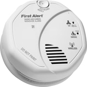 First Alert Combination Photoelectric Smoke & Carbon Monoxide Alarm, White