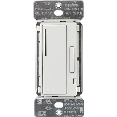 Aspire RF RF9540-NDLA Z-Wave Single-pole Dimmer, Light Almond