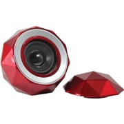 Powerball Bluetooth Speaker, Red