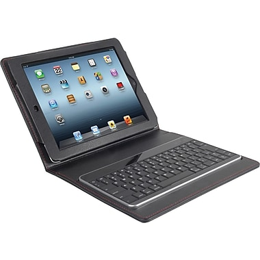 Digital Treasures Keyboard Case for iPad, Black