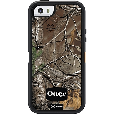OtterBox Max 4 Blaze Defender Series iPhone 5S Case, Black/Camo Brown