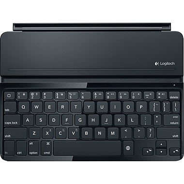 Logitech Ultrathin Keyboard Cover for iPad Air, Black