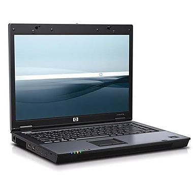 HP Off-Lease, Refurbished 6510B 14in., 80GB Hard Drive, 2GB Memory, Intel Core 2 Duo, Win 7 Home Premium