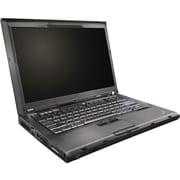 Refurbished Lenovo ThinkPad T400 14.1, 160GB Hard Drive, 2GB Memory, Intel Core 2 Duo, Win 7 Pro