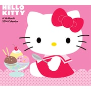2014/2015 Day Dream® Hello Kitty® Wall Calendar, 12 x 11