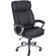 Serta Executive Big&Tall Office Chair, Eco-friendly Bonded Leather