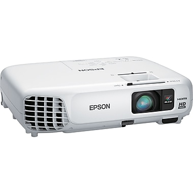 Epson PowerLite Home Theater 730HD 720p 3LCD Projector