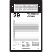 "2014 AT-A-GLANCE® Pad-Style Desk Calendar Refill, 5"" x 8"""