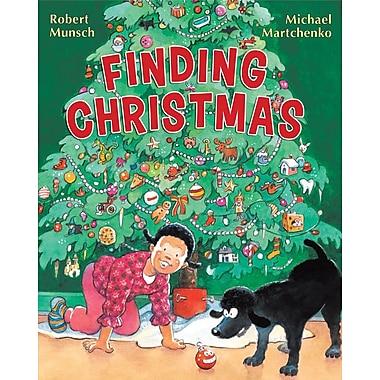 Livre : Finding Christmas, anglais