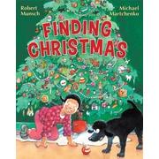 Finding Christmas, English