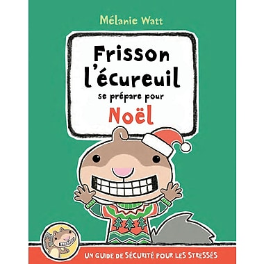 Frisson L'ecureuil Se Prepare, French