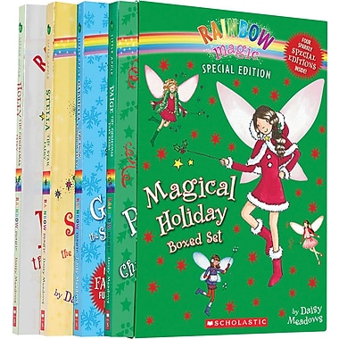 Rainbow Magic Special Edition: Magical Holiday, Boxed Set, English
