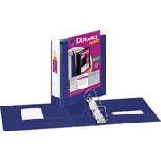 Avery Durable 3-Inch Slant D-Ring View Binder, Black (17044)