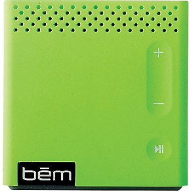 Bem Wireless Bluetooth Mobile Speaker, Green