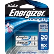 Energizer® e² Lithium Batteries, AAA