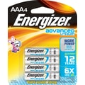 Energizer® Advanced Lithium Batteries, AAA, 4/Pack