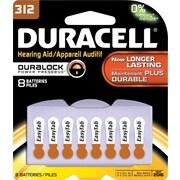 Duracell Button Cell Zinc Battery #312 8/Pack (DA312B8ZM09)