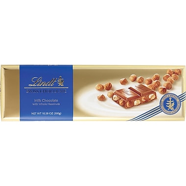 Lindt Milk Chocolate Hazelnut Gold Bar