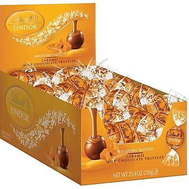 Lindor® Caramel Truffle Box, 60 Piece