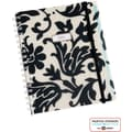 Martha Stewart Home Office™ with Avery™ 2014 Wirebound Planning Calendar, Black Damask, 7in. x 9in.