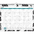 2014/2015 AT-A-GLANCE® Academic Madrid Desk Pad, 15in. x 12in.