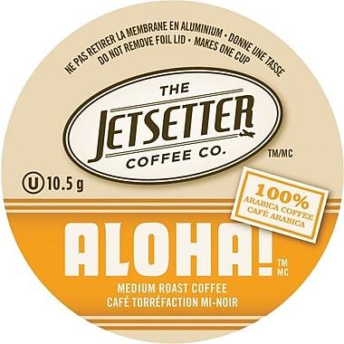 Jetsetter Coffee Co. Aloha!™ Coffee, Single Serve Cups, 18/Pack