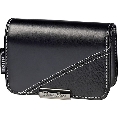 Canon Elph Series 2 Black Leather Case