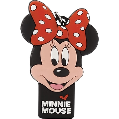 MINNIE MOUSE 8GB USB FLASH DRIVE