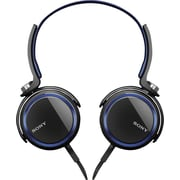 Sony Extra Bass Headphones, Blue