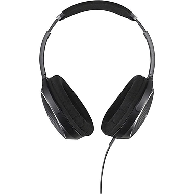 Sony MDRZX300 ZX Series Stereo Headphones, Black