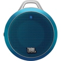 JBL Micro Wireless Bluetooth Speaker, Blue