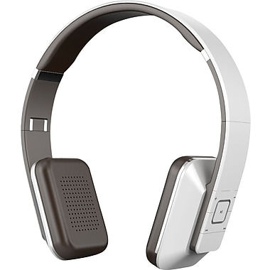 MIXCDER M2C877 Bluetooth Headset, White