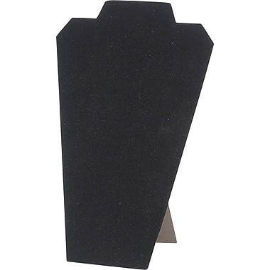 Necklace Display, Black, 12