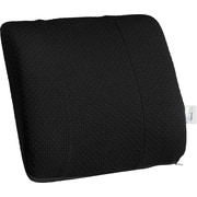 Tempur-pedic® Lumbar Cushion with Fabric Cover, Black