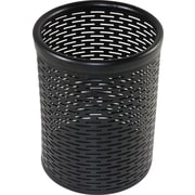 Artistic® Punched Metal Pencil Cup