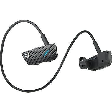 JLab Go Bluetooth In-Ear Headset, Black