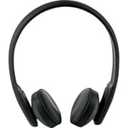 Brookstone® Siliphone™ Stereo Headphones, Black