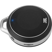 JBL Micro Wireless Bluetooth Speaker, Black