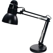 LAMP DESK 75 WATT BLACK