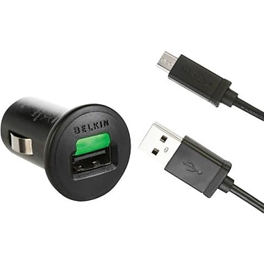Belkin Kindle Fire Car Charger, Black