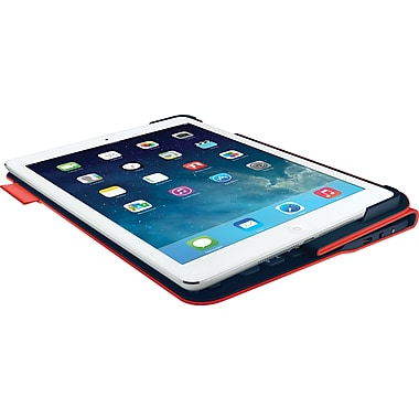 Logitech Ultrathin Bluetooth Keyboard Folio for iPad Air, Mars Red Orange (920-006021)