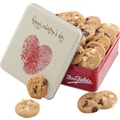 Mrs. Fields Valentine's Day Cookie Tin