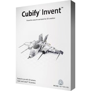 Cubify Invent 3D Software