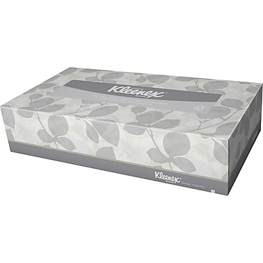 Kleenex® Facial Tissues, 2-Ply, 48/Case