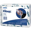 Kleenex® C-Fold Paper Towels, White, 1-Ply, 600 Sheets/Pack