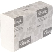 Kleenex® MultiFold Paper Towels, White, 1-Ply