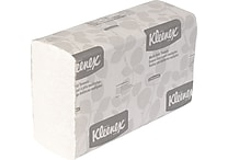 Kleenex® Multifold Paper Towels, White, 9.2' Width x 9.4' Length (Case of 16, 150 per Pack)