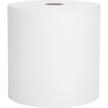 Scott® High Capacity Hardwound Paper Towel Rolls, White, 1-Ply, 6 Rolls/Case